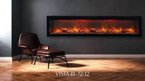 electric linear fireplace vista bi reviews uk napoleon