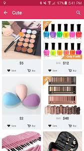 Small Picture Cute Beauty Shopping Android Apps on Google Play