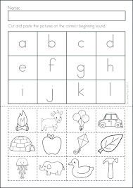 Sounds For Kindergarten Medium To Large Size Of Worksheets For Free ...