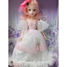 Bộ Đồ Chơi Búp Bê Barbie Cỡ Lớn 40cm Dễ Thương Xinh Xắn