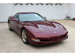 Corvette chevy corvette 2003 : 2003 Chevrolet Corvette for Sale | ClassicCars.com | CC-1053374