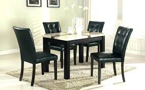dining table with 4 chairs marble dining table and chairs round marble dining table set
