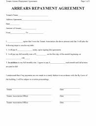 Loan Calculation Template Employee Repayment Agreement Template Employee Repayment