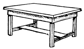 table clipart black and white. table clipart black and white free images c