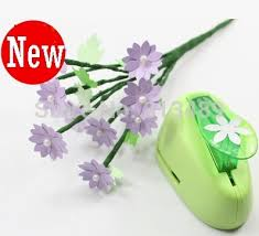 Paper Flower Punches Large Maple Leaf Flower Hole Punch Diy Paper Flowers Handmade Craft