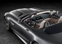 First Photos: Mercedes Reveals Breathtaking Topless AMG GT ...