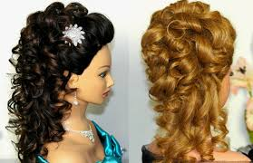 prom hairstyles with curls bridal prom hairstyle for long hair curly hairstyle you