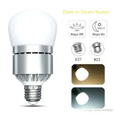 dusk to dawn led light motion sensor light dusk to dawn led lights bulb automatic on off sensor light indoor outdoor security bulb light bulb lamp led dusk
