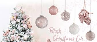 Weihnachtsdeko Rosa Grau