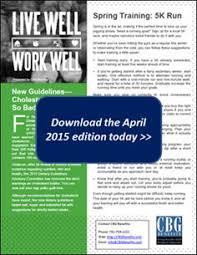 Wellness Newsletter Templates Pinterest
