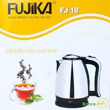 Ấm Đun Nước Siêu Tốc Fujika 1.8L