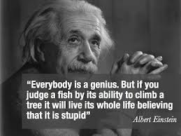 21 Inspiring Quotes by Albert Einstein to Inspire You to be Great via Relatably.com