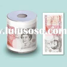 novelty toilet paper