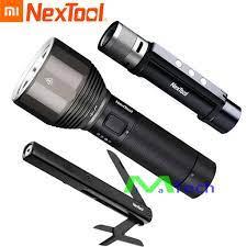 Đèn Pin Cầm Tay Xiaomi Nextool Flashlight ZES0417 và NE20030 Siêu Sáng  Chống Nước Hợp Kim Nhôm Hàng Không Bền Bỉ chính hãng 425,000đ