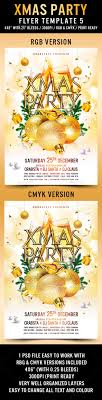 17 best images about holidays flyer design xmas party flyer template 5