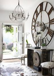 Make a statement with furniture or wall art. 29 Decorating High Walls Ideas House Design Home House Interior