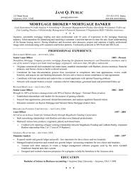 Loan Officer Resume Examples Templates Loan Officer Finance Executive Best Resume Example 11