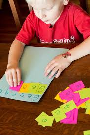How To Write A Paper Fascinating Literacy Skills For Preschool Students Kids 'R' Kids Fishhawk