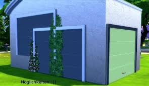 sims 4 garage door garage door by at sims sims 4 garage door wallpaper