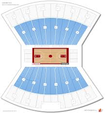 Indiana Basketball Seating Chart Assembly Hall Indiana Seating Guide Rateyourseats Com