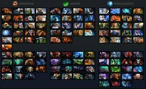 photo collection great warcraft heroes dota