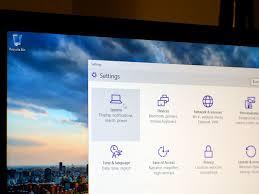 Windows 10 Settings menu: The System tab - CNET