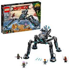 LEGO Ninjago Movie Water Strider 70611 (494 Pieces) - Walmart.com - Walmart .com