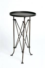 round tall accent table latest small black accent table with stylish small metal accent table round