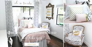 Custom Designer Bedding By Decor 2 Ur DoorDesigner Dorm Rooms
