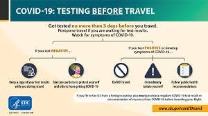 coronavirus travel policies