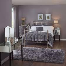 Mirrored Bedroom Furniture Elegant Mirrored Bedroom Furniturein Inspiration To Remodel Home