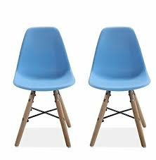 Scandinavian modern furniture Norwegian Birlea Hex Kids Blue Dining Chair Scandinavian Modern Retro Design Pair Wood Ebay Indre By Design Birlea Hex Kids Blue Dining Chair Scandinavian Modern Retro Design