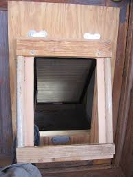 picture of mount dog door