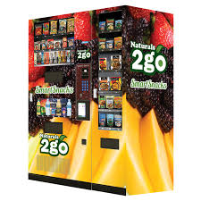 Naturals To Go Vending Machines For Sale Simple Seaga N48G48 Healthy Combo Vending Machine For Sale