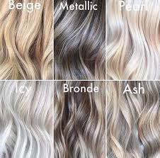 Which Hair Colour Do You Like