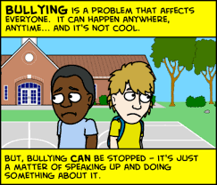Stop Bullying Comics | Know Your Meme via Relatably.com