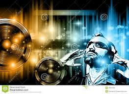 graffiti speakers art. the art of disco club flyer royalty free stock image graffiti speakers c