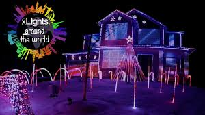 The Greatest Showman Christmas Lights Xlights Around The World Project