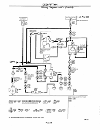 nissan frontier wiring diagram wiring diagram nissan frontier wiring diagrams electrical