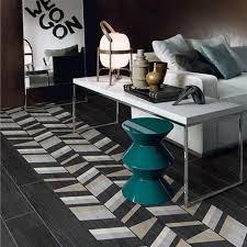 3d inkjet ceramic wood grain flooring 6x36