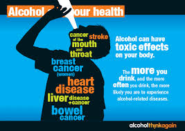 Teens effects on health alcohol
