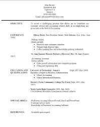 Ophthalmic Assistant Sample Resume
