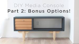 Excellent Sleek Media Console Photos - Best inspiration home .
