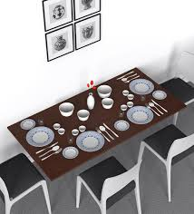 ray wall mounted 4 seater dining table