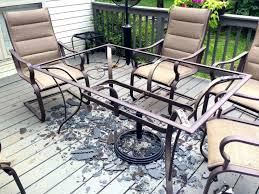 incredible patio table top replacement l7459275 replacing broken glass table top with wood replacement glass table
