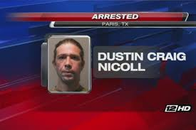 Intoxicated man walks in a Paris home, arrested for criminal trespass