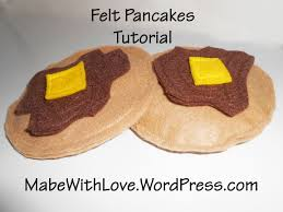 Felt Food Patterns Simple Free Felt Food Patterns Mabe With Love