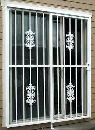 security doors for sliding glass doors sliding glass patio door design