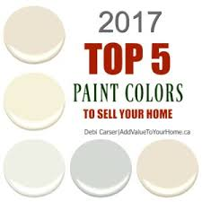 Top Paint Colors To Sell Your Home Debi Carser Add Value