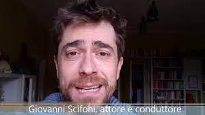Giovanni Scifoni appoggia il Med-Hospice nel Borgo TuttoèVita - YouTube